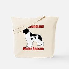 Landseer Water Rescue Tote Bag