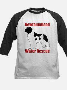 Landseer Water Rescue Kids Baseball Jersey