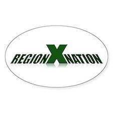 Region X Decal
