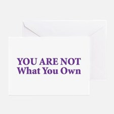 You Are Not Greeting Cards (Pk of 10)