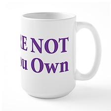 You Are Not Mug
