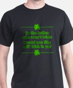 To the Ladies Who Aren't Iris T-Shirt