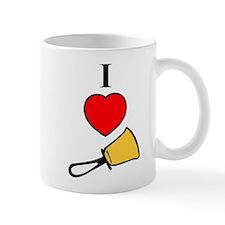 I Love Bells Mug