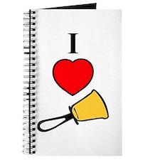 I Love Bells Journal