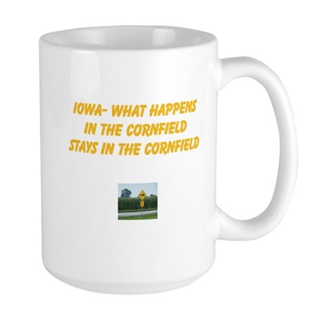 Iowa Cornfield Mugs