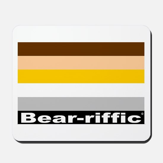 Bear-riffic Mousepad