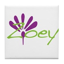 Zoey Tile Coaster