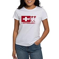 Switzerland soccer Tee