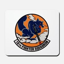 18th Fighter Squadron Mousepad