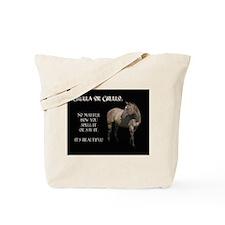 Grulla/Grullo Horse Tote Bag
