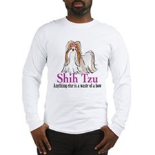 Shih Tzu Elite Long Sleeve T-Shirt