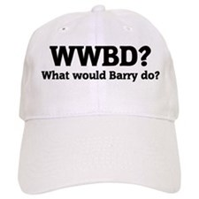 What would Barry do? Baseball Cap