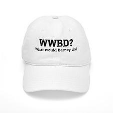 What would Barney do? Baseball Cap