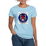 18th Munitions Squadron Women's Pink T-Shirt