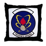 18th Munitions Squadron Throw Pillow
