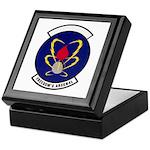 18th Munitions Squadron Keepsake Box
