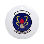 18th Munitions Squadron Ornament (Round)