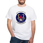 18th Munitions Squadron White T-Shirt