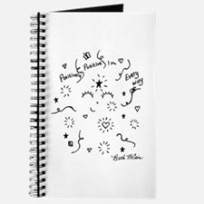 Cute Positive thought Journal