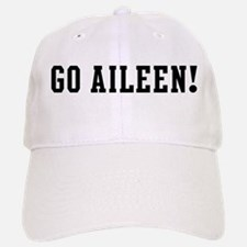 Go Aileen Baseball Baseball Cap