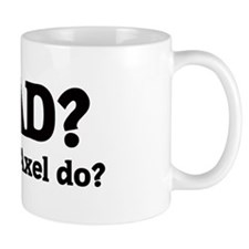 What would Axel do? Mug
