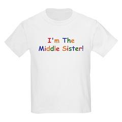 I'm the Big Brother Kids Light T-Shirt