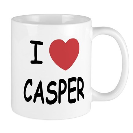 I heart Casper Mug