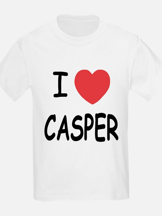 I heart Casper T-Shirt