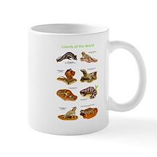 Lizards of the World Mug