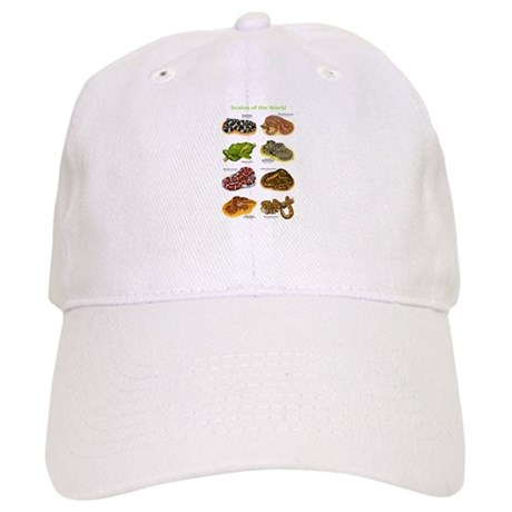 Snakes of the World Cap