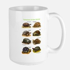 Tortoises of the World Mug