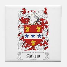 Askew Tile Coaster