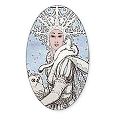 Snowflake Queen Decal