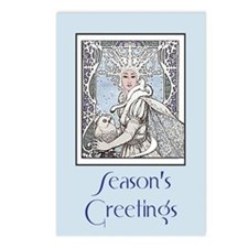 Snowflake Queen Postcards (Package of 8)