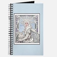 Snowflake Queen Journal