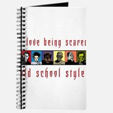 Old School Scared Journal