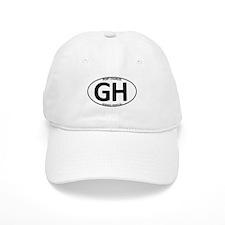 General Hospital - GH Oval Baseball Cap