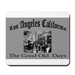 Los Angeles California Mousepad