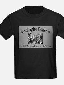 Los Angeles California T
