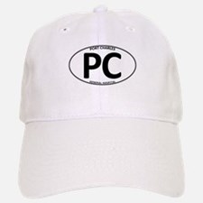 Port Charles - PC Oval Baseball Baseball Cap