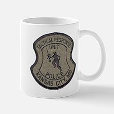 Kansas City Police Tactical U Mug