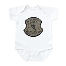 Kansas City Police Tactical U Infant Bodysuit