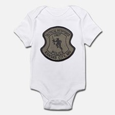 Kansas City Police Tactical U Infant Bodysuit