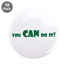 "Cute Love 3.5"" Button (10 pack)"