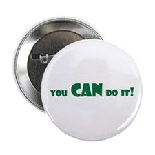 "Cute Wisdom 2.25"" Button"