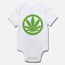 Legalize Marijuana Now Infant Bodysuit