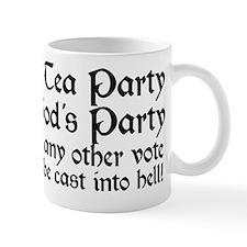 God's Party Mug