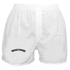 Ground Pounder Boxer Shorts