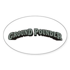 Ground Pounder Decal