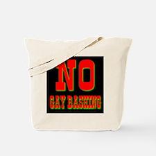 No Gay Bashing Tote Bag